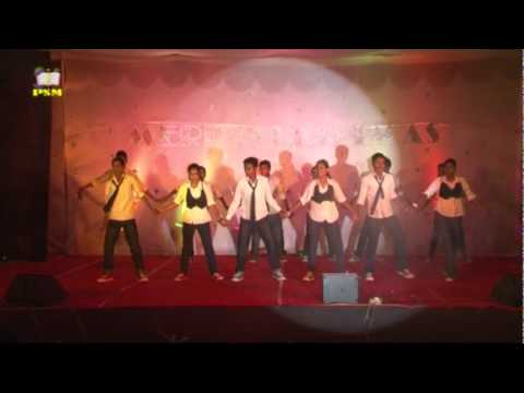 Christmas Euphoria - VWC Junior Youth perform on the song - Koi kahe mujhe....