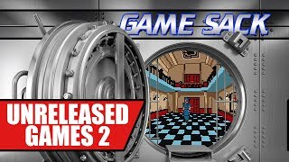 Unreleased Games 2 - Game Sack