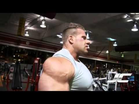 Jay Cutler Arms Workout Workout Videos Jay Cutler 7