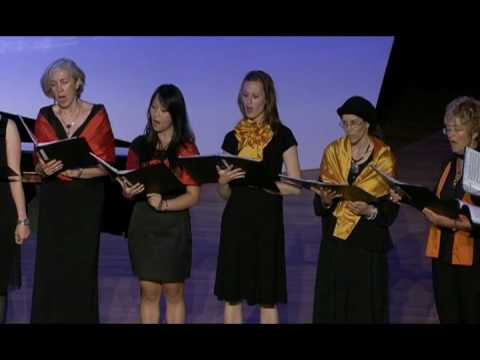 University of Luxembourg Vocal ensemble - Best of 2009