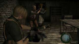 Mod life in hell - Resident evil 4 parte 6 - Comentarios haters :D
