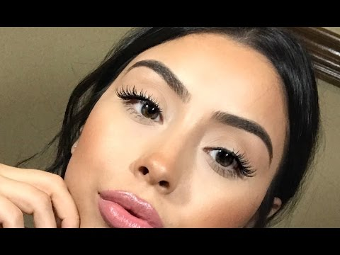 How to Groom & Naturally Fill In Brows   UPDATED BROW ROUTINE