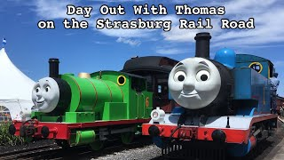 Day Out With Thomas on the Strasburg Rail Road
