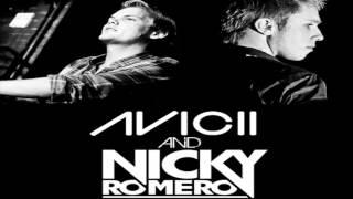 Watch Avicii Stranger video