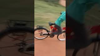 Bycycle stunts by tauseef