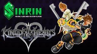 CRITICAL MODE part 3 | Magic Build 100% | Kingdom Hearts 2.5 Final Mix