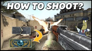 HOW TO SHOOT IN CS:GO? (After the update)
