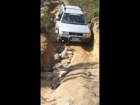 Subaru Forester Off Road - Bunyip State Park - Powerline play track