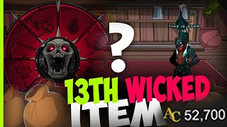AQW - Getting my 13th WICKED item of donated awesomeness! (Ep.13)