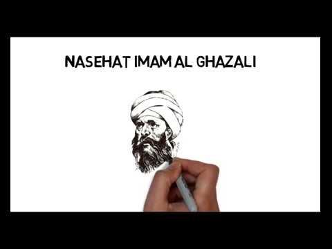Pesan/Nasehat Dari Imam Al ghazali