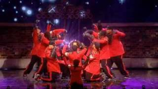 Diversity's Royal Variety Performance .