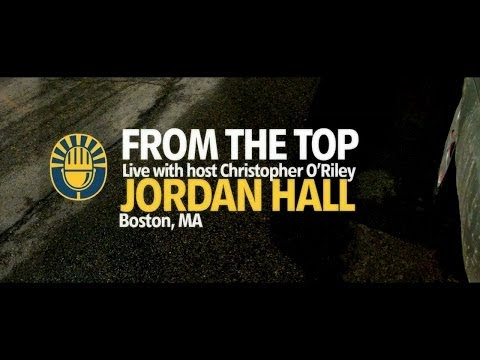Show 283: Jordan Hall - Boston