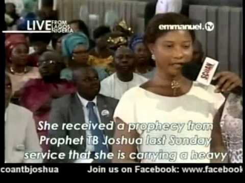 Tb Joshua. Sermon 17-03-2013 video