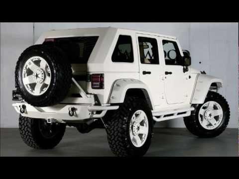 Custom Jeep Tops Custom 2013 Jeep Wrangler