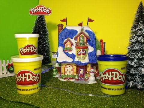 Play Doh Factory How To Make PlayDough at the Play Doh Design Factory The_Engineering_Family