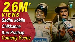 MR 420 Kannada Full Movie Comedy Scenes 8 | Ganesh,Pranitha,Sadhu,Raghu