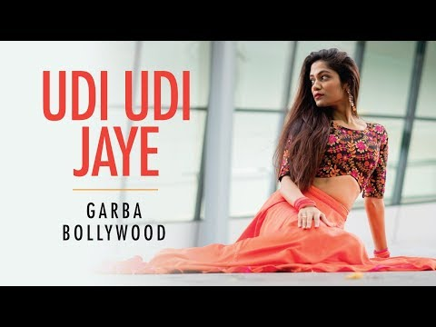Udi Udi Jaye | Raees | Garba Bollywood | Navratri Special | LiveToDance with Sonali