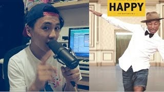Simple Beatbox Series 2 | Pharrell Williams - Happy