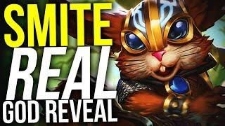 SMITE - REAL God Reveal - Ratatoskr
