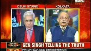 CNN-IBN Gen S Roychowdhury 22 Jan 2012.mpg