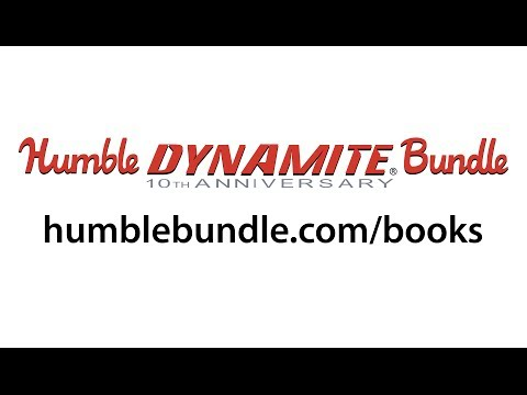 The Humble Dynamite 10th Anniversary Bundle