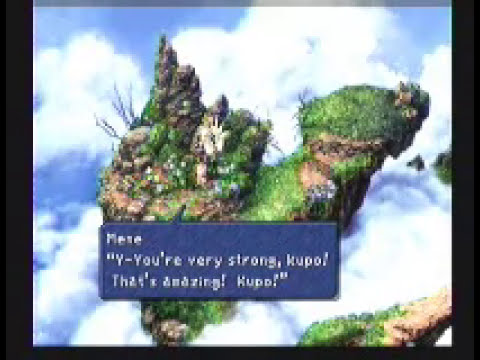 Final Fantasy 9 Walkthrough: Ozma