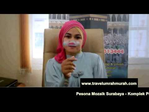 Foto tour and travel umroh surabaya