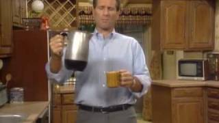 Al Bundy - drinking his coffee