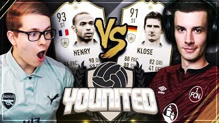 FIFA 19: ERSTES YOUNITED ICON GRUPPENSPIEL VS BADESCHLAPPEN 😱😱 FIFA 19 Ultimate Team (Deutsch)