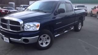 2007 Dodge Ram 1500 SLT for sale in WASILLA, AK