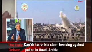 Interview on ISIS: Nile TV (Daily Debate)  9 August 2015