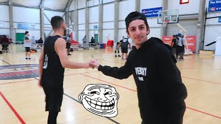FaZe Rug TROLLS AT MY BASKETBALL GAME!!