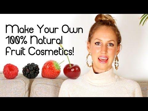 diy homemade natural  organic makeup  cosmetics vegan