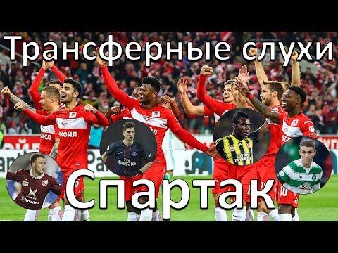 Последние новости и трансферные слухи Спартака. Начало лета 2017 года. Промес, Зе Луиш могут уйти