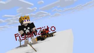 Intro Animada de Minecraft Para RyanZiito - #350 (Template Mine-Imator) Ultima do DIa!
