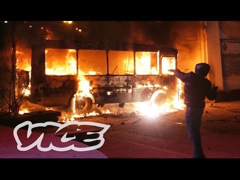 Ukraine Burning video