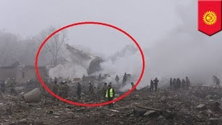 Turkish cargo plane crash: Crew error could be to blame for accident that killed dozens - TomoNews