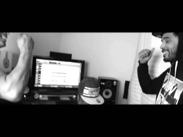 "Czar & Beezy ""The New Cheech & Chong"" in Studio ( Official Video )"
