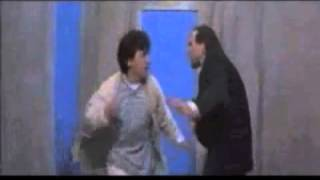 mr nice guy(Jackie Chan) - door scene