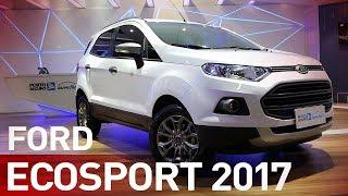 Usado com 14.000 km - Ford EcoSport Freestyle 2017 - A Roda Seminovos #1