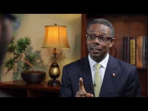 The Journal Eps 2 - Hon. Harold Lovell, Minister of Finance and the Economy, Antigua & Barbuda