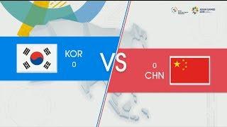 KOR vs CHN Highlights Game 1 Asian Games Finals 2018 Korea vs China by Onivia