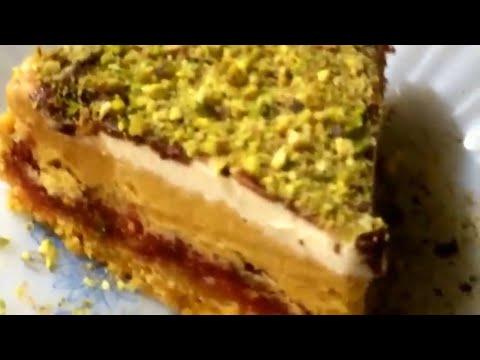 تعليم الطبخ للمبتدئات....تورتة رهييييييبة من بواقي الكيك  Leftover Cake