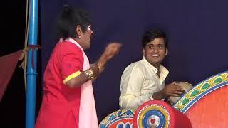 Yakshagana -- ಪಾದ ಪ್ರತೀಕ್ಷಾ - Seetharam kumar kateel - Hasya natya - 2
