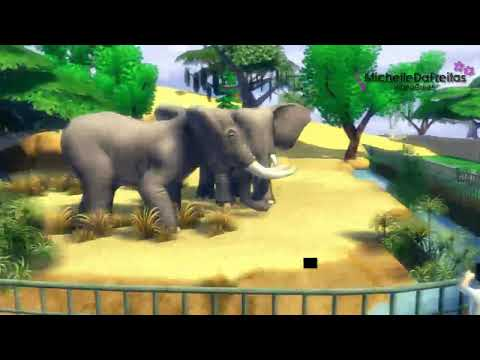 Zoo Tycoon 2 Guía (Intro).