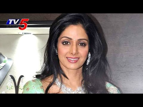 Sridevi To Play Nadiya's Role ? : TV5 News Photos,Sridevi To Play Nadiya's Role ? : TV5 News Images,Sridevi To Play Nadiya's Role ? : TV5 News Pics