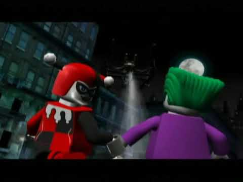 LEGO Batman Story 62 - Villains - Chapter 3 - The Lure of the Night (2/2) Comissioner Gordon BOSS