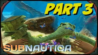 Subnautica Gameplay | PERSONAL SUBMARINE!! | PART 3 (HD 60FPS)