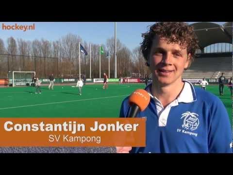Hockey nl tv  constantijn jonker echt een geweldige prestatie