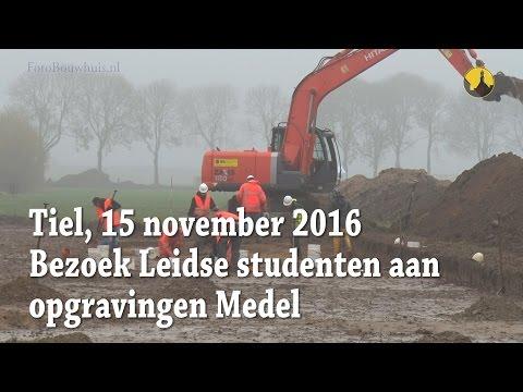 20161115 Tiel Opgraving archeologisch onderzoek Medel